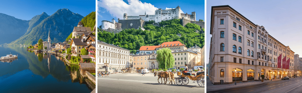 Luxury driving holiday Austria