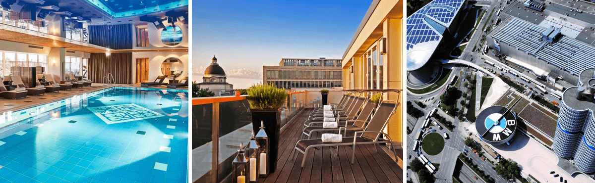 Luxury driving holiday Germany
