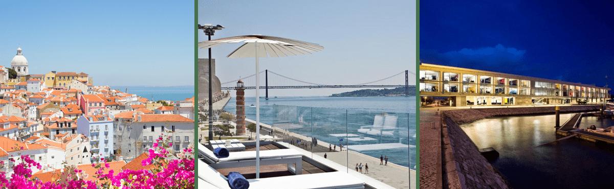 Portugal supercar tour - Lisbon