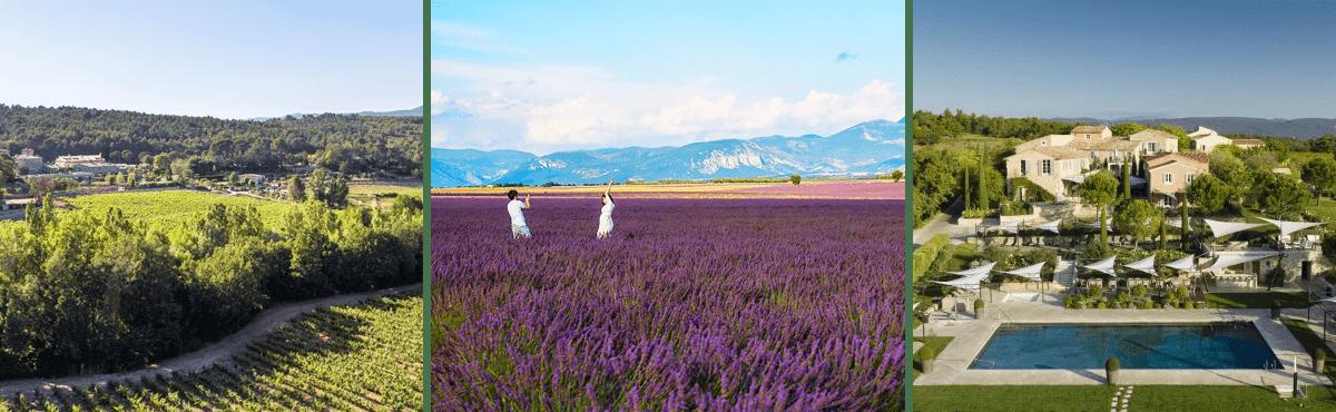 Provence driving holiday