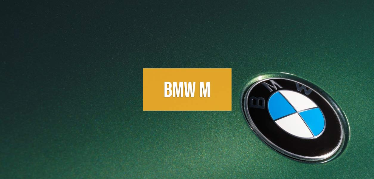 Rent a BMW M in Europe