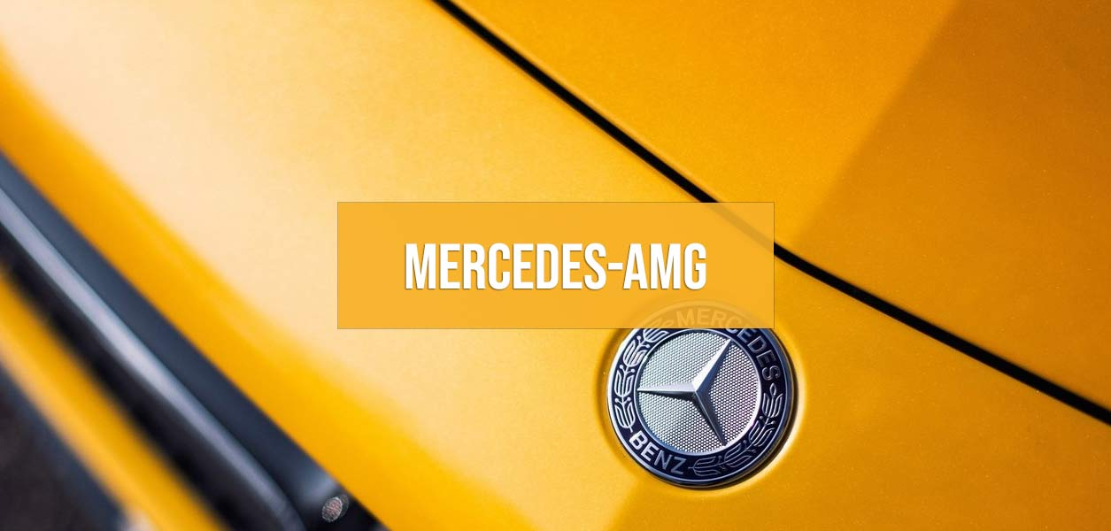 Rent a Mercedes-Benz AMG in Europe