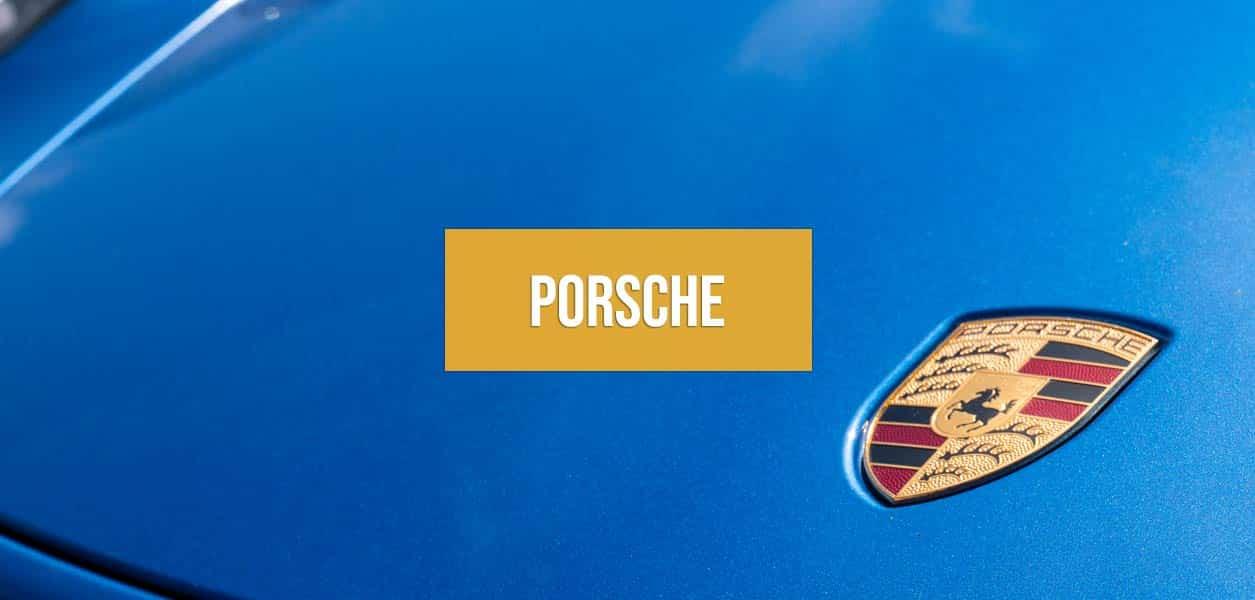 Rent a Porsche in Europe