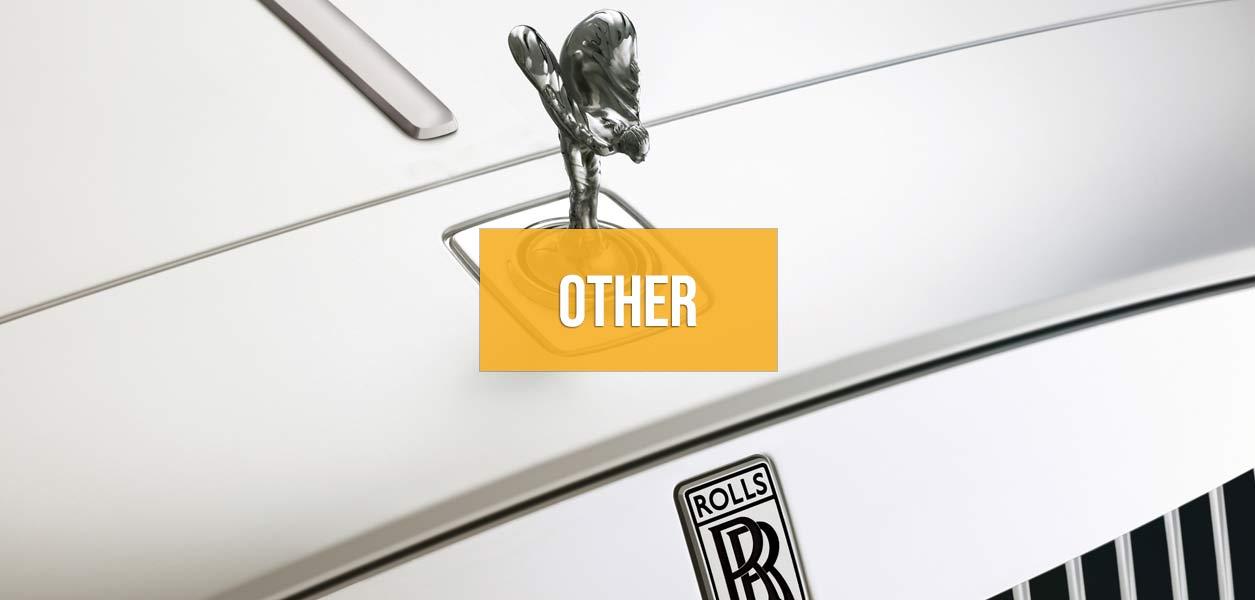 Rent a Rolls-Royce in Europe