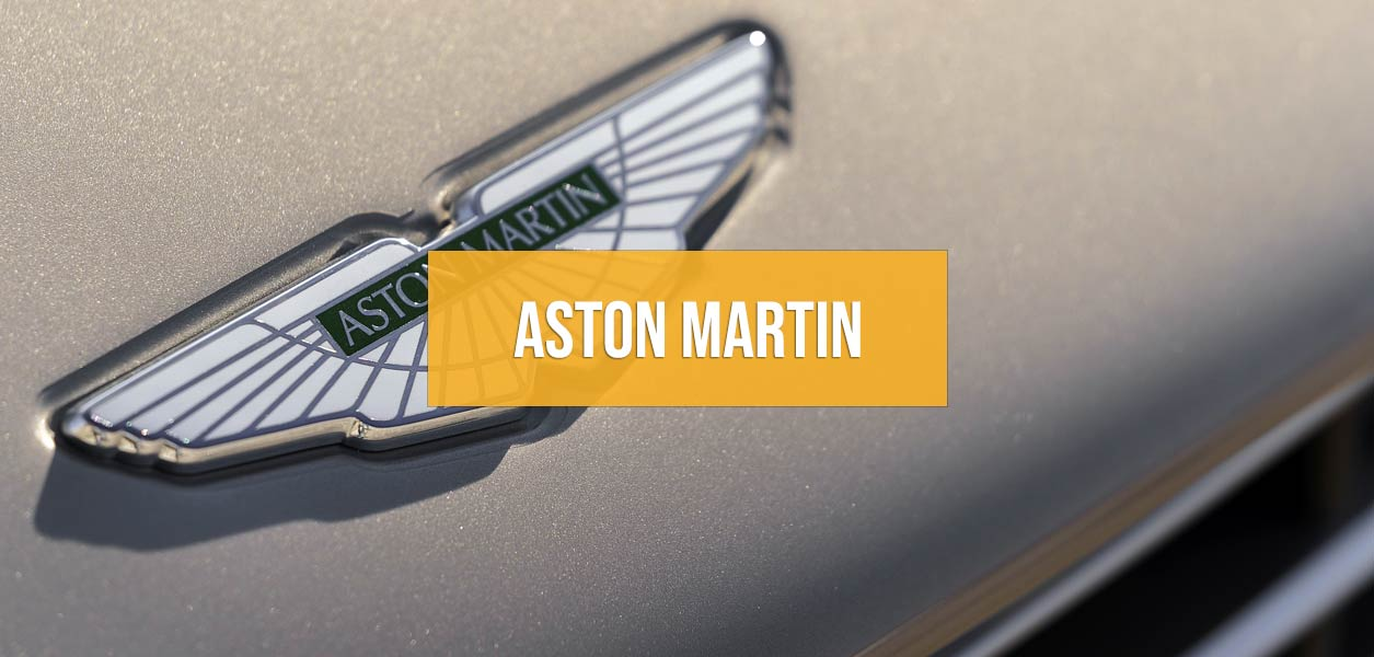 Rent an Aston Martin in Europe