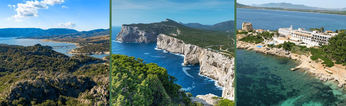 Sardinia supercar tour - Alghero
