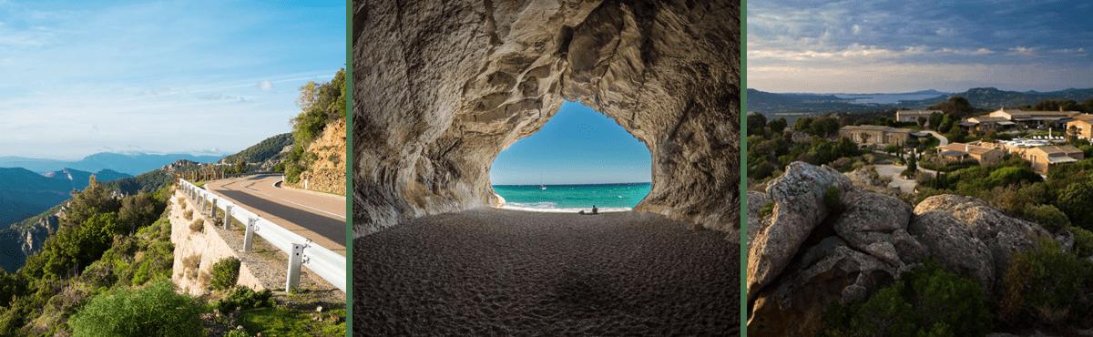 Sardinia supercar tour - Petra Segreta