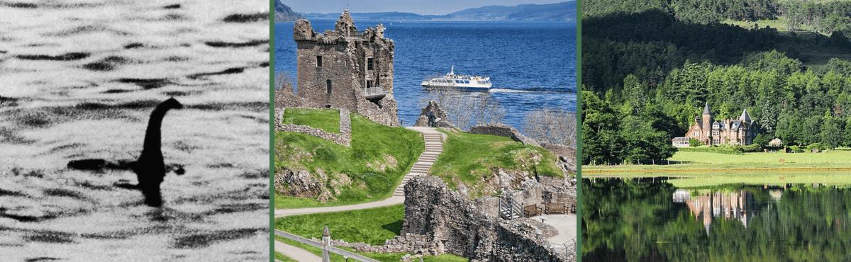 Scotland driving tour The Torridon