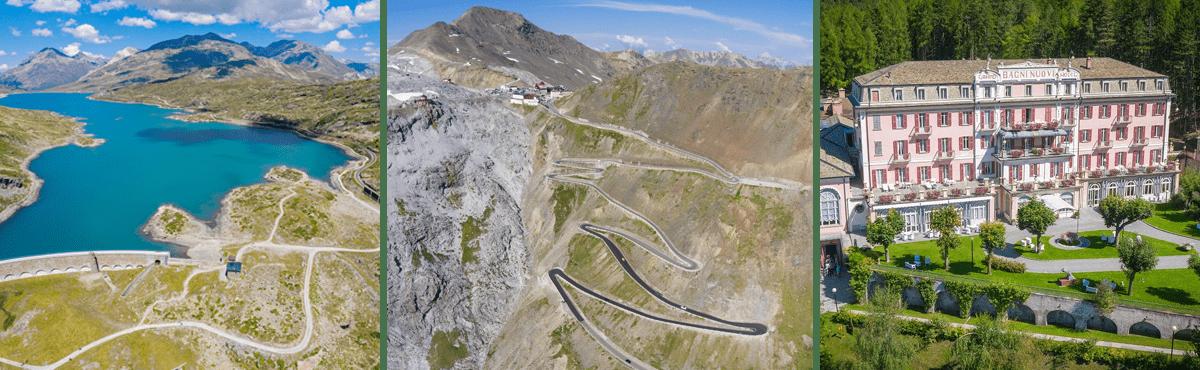 Stelvio Pass supercar driving tour