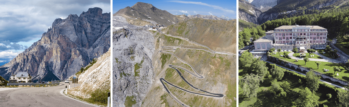 Stelvio supercar driving tour