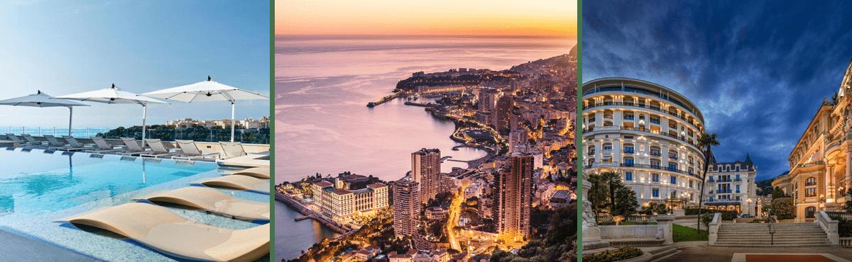 Supercar driving holiday Monaco