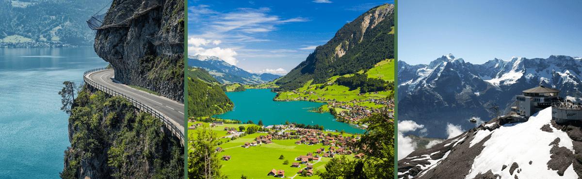 Supercar experience - Interlaken / Piz Gloria