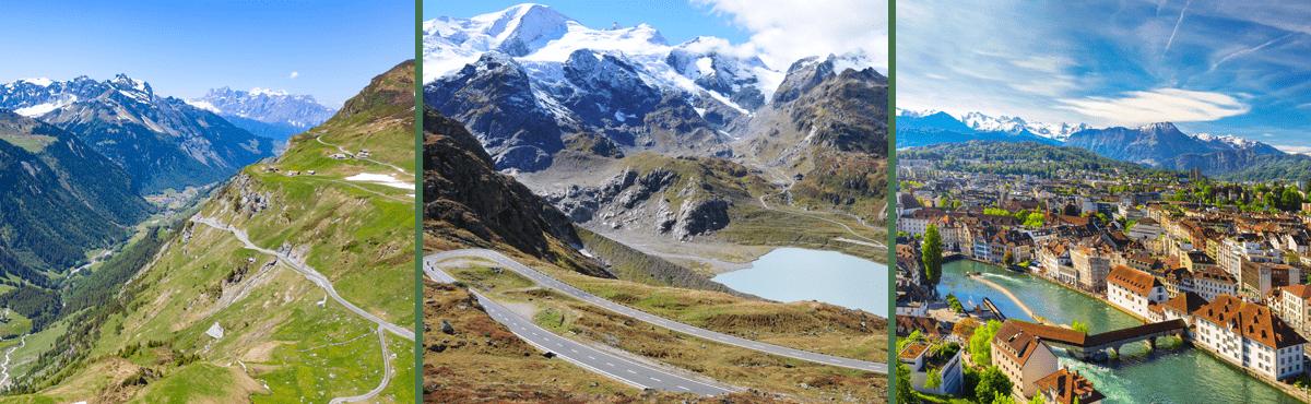 Supercar experience Switzerland
