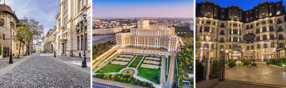 Supercar tour Romania - Bucharest