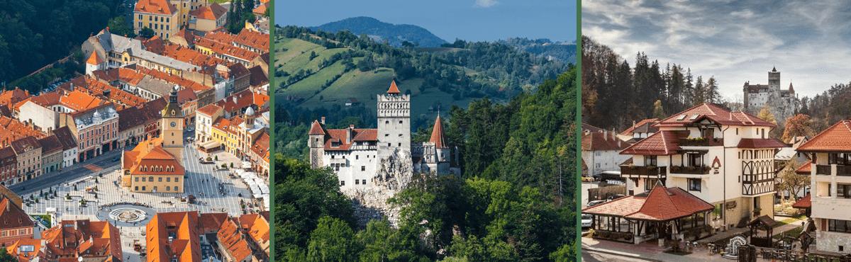 Supercar tour Romania - Bran Castle