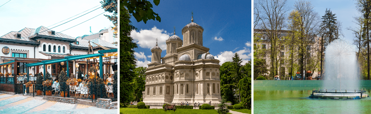 Supercar tour Romania