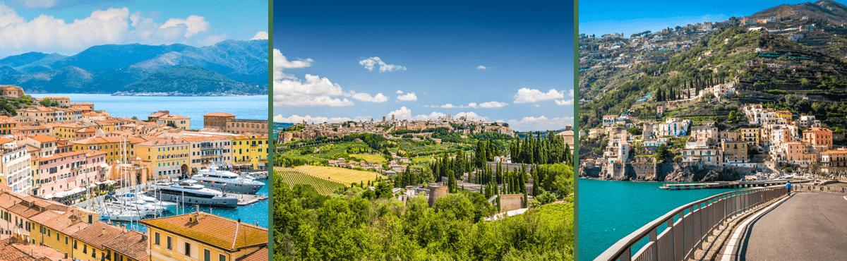 Tuscany driving holiday