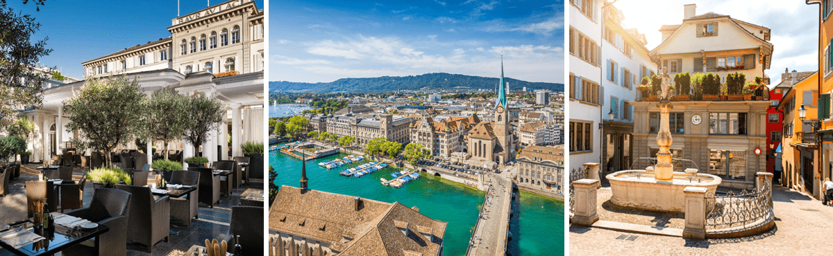 Zürich supercar driving tour