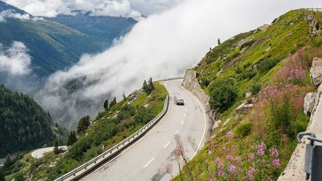 Supercar Experience – Swiss Alps