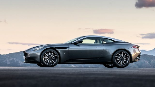 Aston Martin DB11 – Drive your dream