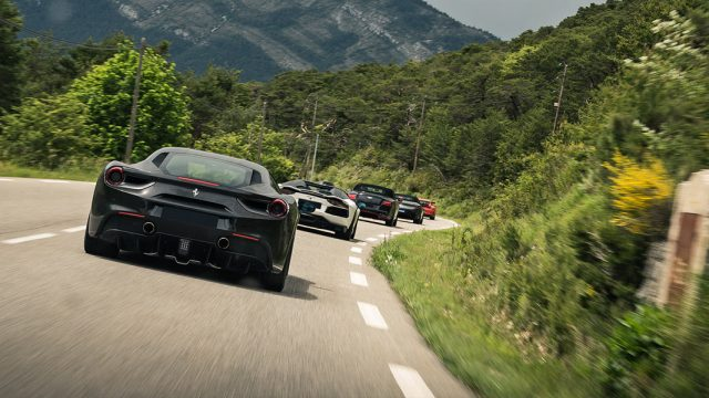 Supercar Experience – South of France