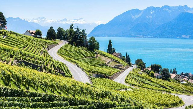 French Alps & Lavaux – 5 days