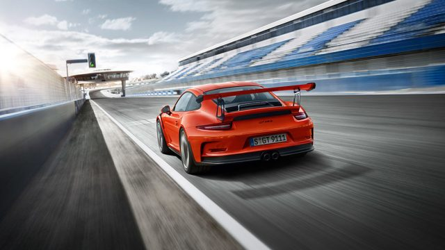 Now available: Porsche 991 GT3 RS