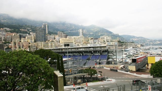 The Monaco Grand Prix journey