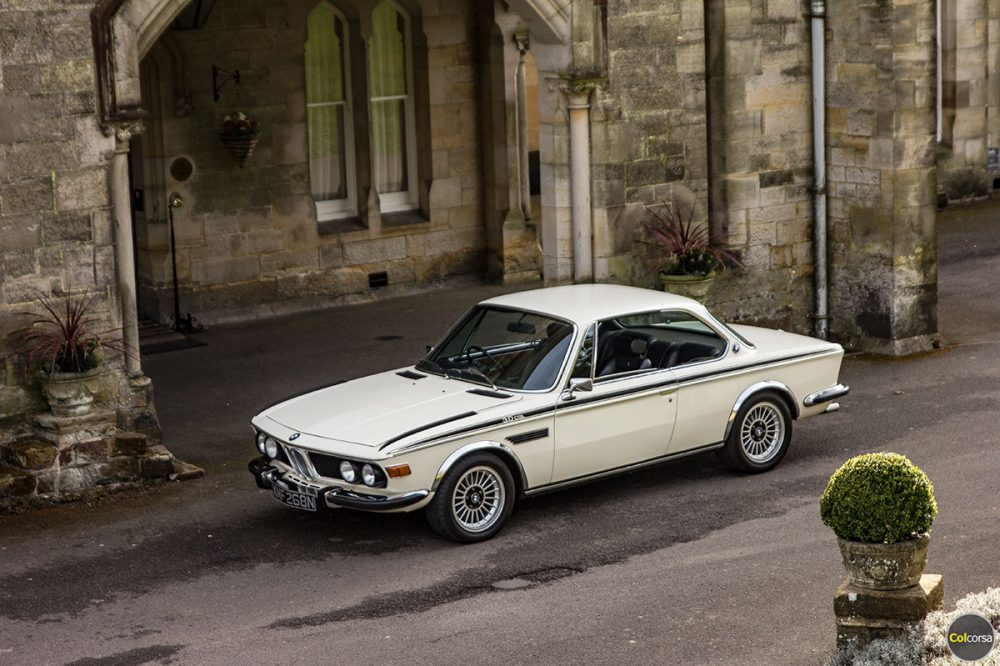 Bmw E9 3 0 Csl 1972 Classic Car Hire Wedding Films Display
